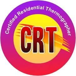 CRT color logo